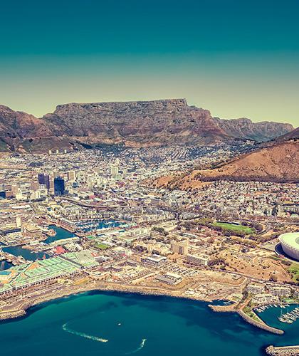 Viaje de lujo Sudáfrica