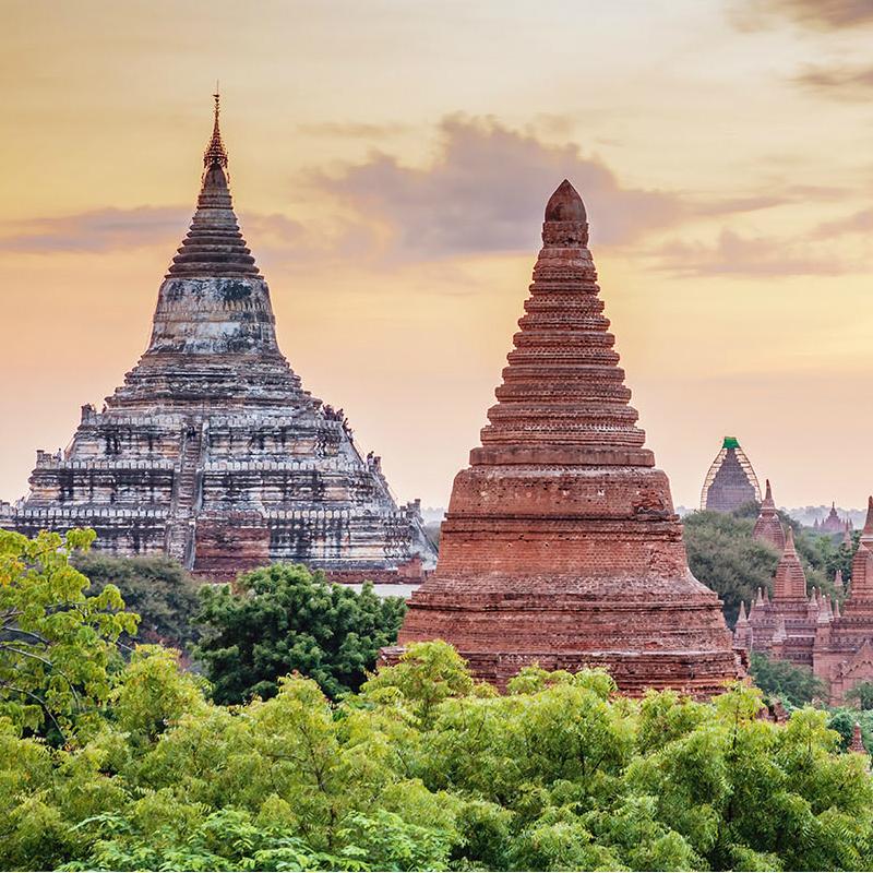 Viajes de lujo a Asia