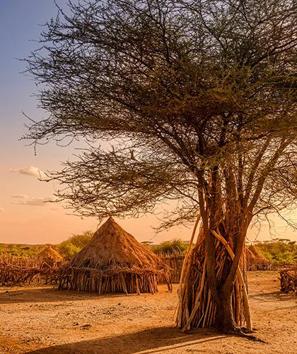 Viaje de lujo a Etiopía