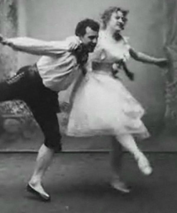 baile Tarantela