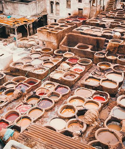 Viaje de lujo a marruecos