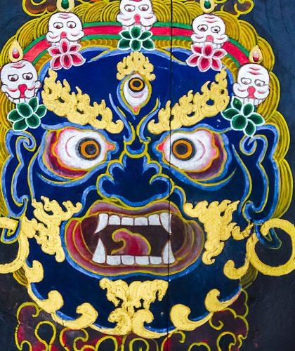 Viaje a Bhután