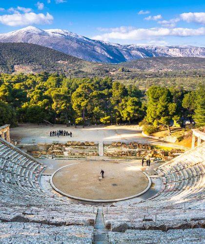viaje de lujo a grecia