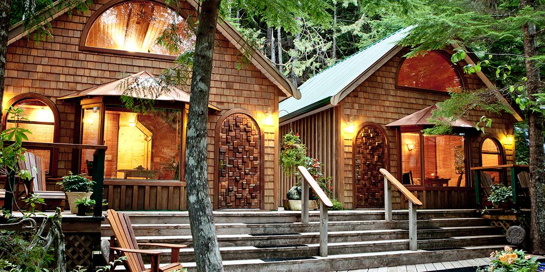 Hotel NIMMO BAY Canada