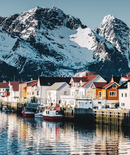 viaje de lujo Noruega