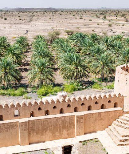 Viaje de lujo Oman