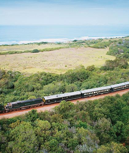 viaje Rovos Rail