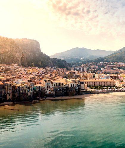 viaje de lujo a sicilia